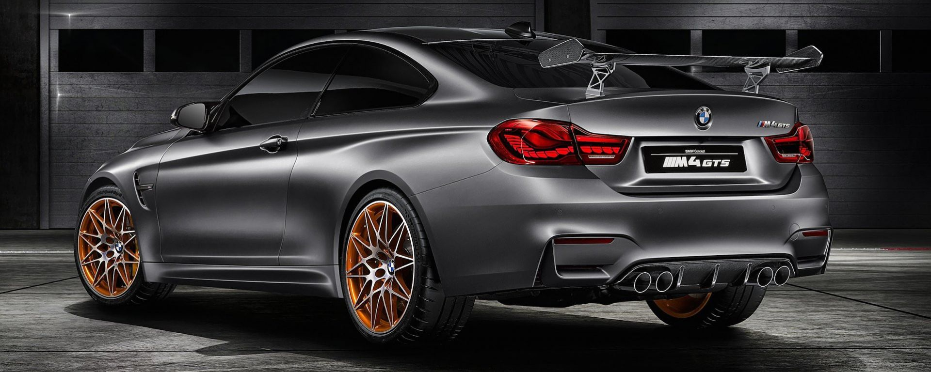 BMW Concept M4 GTS: il video