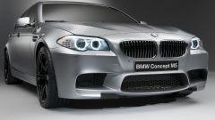 Bmw Concept M5, le prime foto ufficiali - Immagine: 21