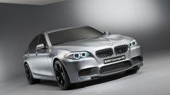 Bmw Concept M5, le prime foto ufficiali - Immagine: 1