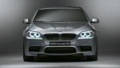 Bmw Concept M5, le prime foto ufficiali - Immagine: 2