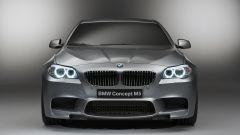 Bmw Concept M5, le prime foto ufficiali - Immagine: 4