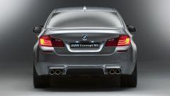 Bmw Concept M5, le prime foto ufficiali - Immagine: 3