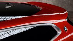 BMW Concept X2: dettaglio spoiler tetto