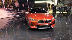 BMW Concept X2, il muso