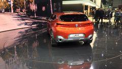 BMW Concept X2, la coda
