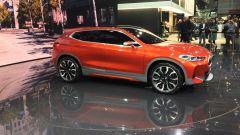 BMW Concept X2, vista di profilo