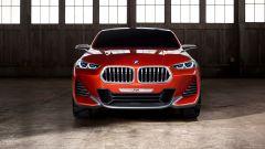 BMW Concept X2: vista frontale