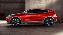 BMW Concept X2: vista laterale