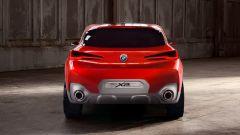 BMW Concept X2: vista posteriore