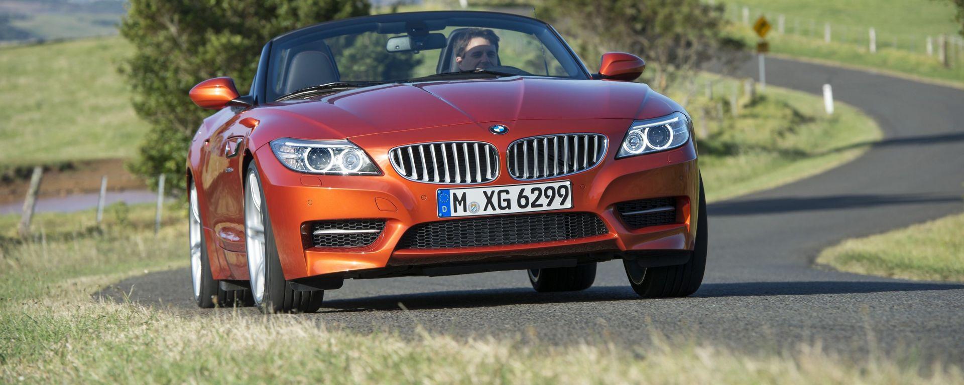 BMW continuerà ad avere una Z4 in gamma