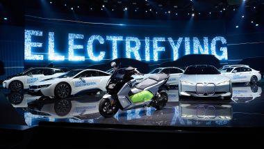 BMW ''costretta'' alla svolta elettrica