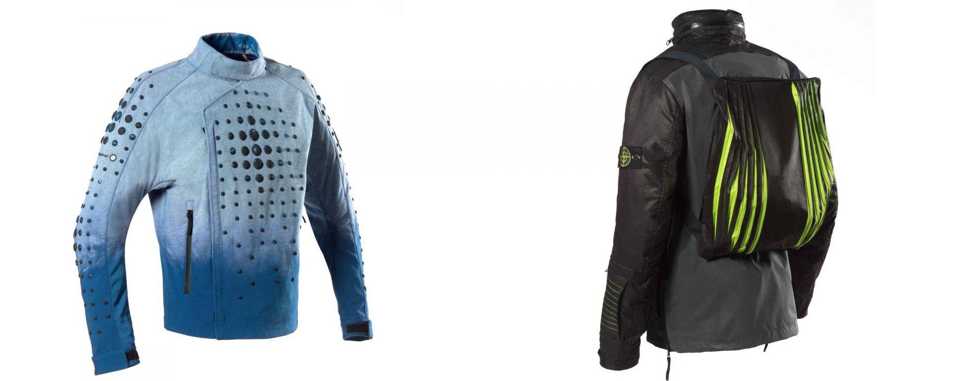 BMW Creative Lab: le due giacche vincitrici dell'edizione 2016