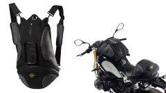 BMW Creative Lab: Twin Bags, la doppia borsa da moto del finalista Luca Musciatelli