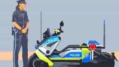 BMW Definition CE 04: bozzetti
