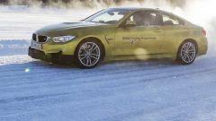 BMW Driving Experience 2020, per guidare un'M4 anche sul ghiaccio