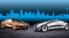 BMW e Daimler unite per la guida autonoma verso il 2024