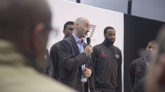 BMW e EA7 Milano: le Scarpette Rosse mettono il turbo - Immagine: 47