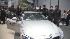 BMW e EA7 Milano: le Scarpette Rosse mettono il turbo - Immagine: 64