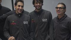 BMW e EA7 Milano: le Scarpette Rosse mettono il turbo - Immagine: 62
