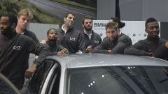 BMW e EA7 Milano: le Scarpette Rosse mettono il turbo - Immagine: 24