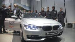BMW e EA7 Milano: le Scarpette Rosse mettono il turbo - Immagine: 1