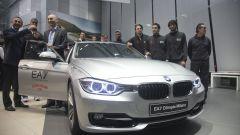 BMW e EA7 Milano: le Scarpette Rosse mettono il turbo - Immagine: 3