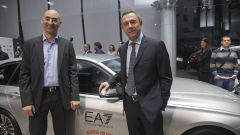 BMW e EA7 Milano: le Scarpette Rosse mettono il turbo - Immagine: 58