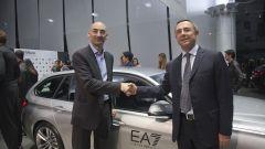 BMW e EA7 Milano: le Scarpette Rosse mettono il turbo - Immagine: 57