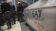 BMW e EA7 Milano: le Scarpette Rosse mettono il turbo - Immagine: 39