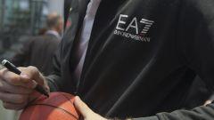 BMW e EA7 Milano: le Scarpette Rosse mettono il turbo - Immagine: 36