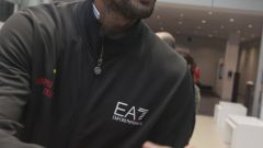 BMW e EA7 Milano: le Scarpette Rosse mettono il turbo - Immagine: 35