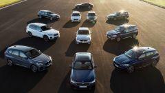 BMW e la gamma 2020 di modelli ibridi plug-in