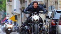 BMW e Tom Cruise ancora insieme nel prossimo Mission Impossible