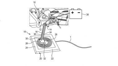 BMW: ecco come funziona la ricarica wireless