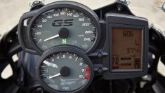 BMW F 700 GS, strumentazione