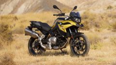 BMW F 750 GS: vista 3/4 anteriore