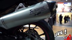 BMW F 800 R SCARICO AKRAPOVIC (OPTIONAL)