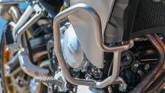 BMW F 850 GS Adventure 2019: dettaglio del paramotore