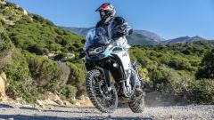 BMW F 850 GS Adventure 2019: eccola in azione in off-road