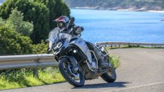 BMW F 850 GS Adventure 2019: in foto la versione base