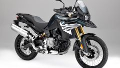 BMW F 850 GS: vista 3/4 anteriore