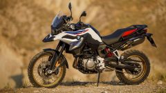 BMW F 850 GS: vista laterale