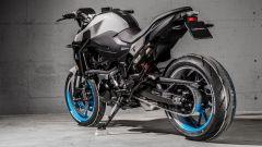 Nardo-Blue: un'esclusiva livrea per la BMW F 900 R  - Immagine: 2