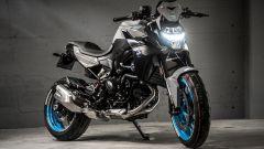 Nardo-Blue: un'esclusiva livrea per la BMW F 900 R  - Immagine: 5