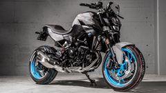 Nardo-Blue: un'esclusiva livrea per la BMW F 900 R  - Immagine: 7