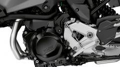 BMW F 900 XR 2020: dettaglio del motore da 900 cc