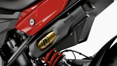 BMW F 900 XR 2020: le sospensioni semi-attive Dynamic ESA