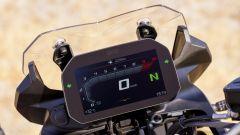 BMW F750 GS: il display digitale TFT