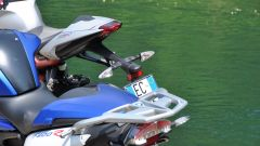 BMW F800R vs Triumph Street Triple RX - Immagine: 61