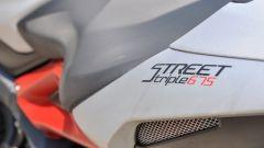 BMW F800R vs Triumph Street Triple RX - Immagine: 64